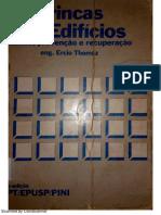 Ercio Thomaz Trincas e Edifícios- Causas, prevenção e Recuperação.pdf