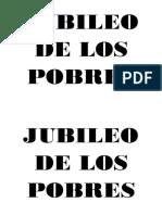 JUBILEO DE LOS POBRES.docx