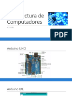 Introduccion al Arduino