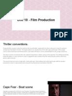 unit 10 - film production  2