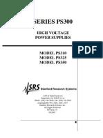 PS300m Cecils Load