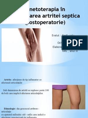 încărcarea artritei
