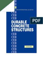Durable Concrete
