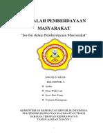 MAKALAH PEMBERDAYAAN MASYARAKAT.docx