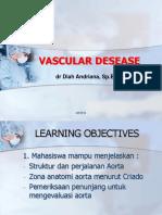 Vascular Desease-kuliah Uin