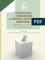 Fortalezas y debilidades del Sist. Electoral Mexicano.pdf