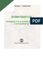 V. Comincioli - Biomatematica. Interazioni fra le scienze della vita e la matematica.pdf