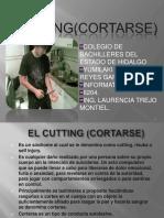 cutting,