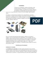 hardware  y su clasificacion.docx