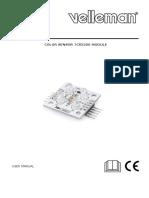 Velleman Color Sensor Tcs3200 Datasheet1