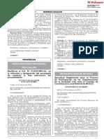 Aprueban Reglamento Para El Proceso de Participacion de Las Ordenanza No 025 Mdmp 1749327 1