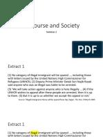 Discourse and Society Seminar 2.pptx