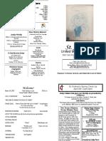 St Andrews Bulletin 032419