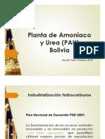 4.1.-Planta Amoinaco-Urea Oct 2016