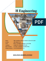 72189601 Structural Design of SHORING SYSTEM