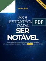As 8 Estrategias Para Ser Notavel v3