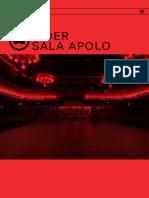 Apolo - Technical Rider 2019