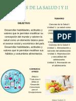 Ciencias de La Salud i y II