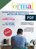 11 Informal Education Magazine September 2018