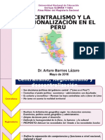Centralismo y Regionalizacion (3)