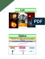 Física - Óptica - Fonte de Luz