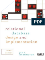 [Morgan Kaufmann Series in Data Management Systems] Jan L. Harrington - Relational Database Design and Implementation_ Clearly Explained (2009, Morgan Kaufmann).pdf