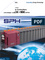 MICREX-SX Programmable Controllers MICREX-SX series SPH catalog.PDF