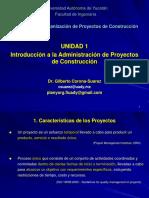 Unidad 1 Introduccion a la Administracion de Proyectos.ppt