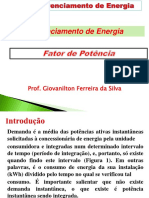 Aula  de Fator de Potência IFBA