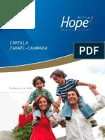 hope cartilla