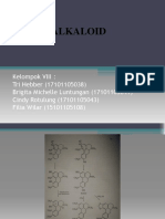 Ppt Alkaloid Kel 8
