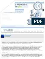 European Email Marketing Consumer Report 2010 (Abstract)