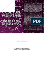 Livro-O que vc precisa saber sobre a água de JP - Tarcísio Cordeiro.pdf