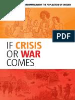 Om Krisen Eller Kriget Kommer Engelska 2