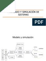Modelado y simulación