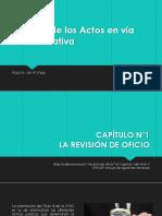 Revisión de los Actos en vía Administrativa.pptx