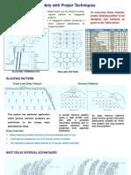 Drilling & Blasting Pattern.pptx