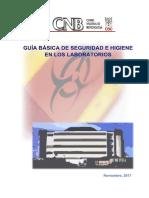 Guia basica de Seguridad e Higiene en los laboratorios.pdf