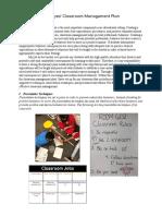 classroom management plan  modified   1