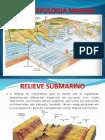 Geomorfologia Marina
