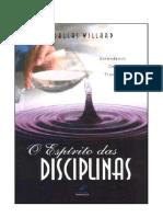 Dallas Willard - O Espirito Das Disciplinas.pdf