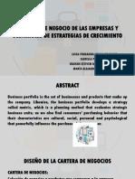 CARTERAS DE NEGOCIO DE LAS EMPRESAS Y DESARROLLO-1.pptx