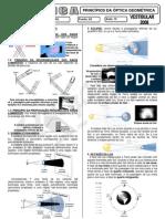 Física - Óptica - Princípios da Óptica Geométrica