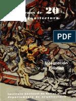 cuadernos de arquitectura 20, integración plástica.pdf
