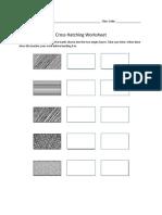 cross hatching pdf
