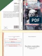 Escritos Esenciales - Dietrich Bonhoeffer.pdf