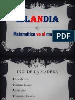 ISLANDIA Presentar - 2