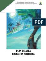 Plan de Area Artistica