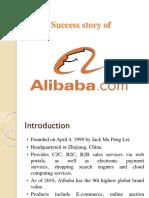 MIS Success Story Alibaba
