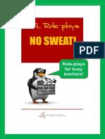 No sweat - speaking game